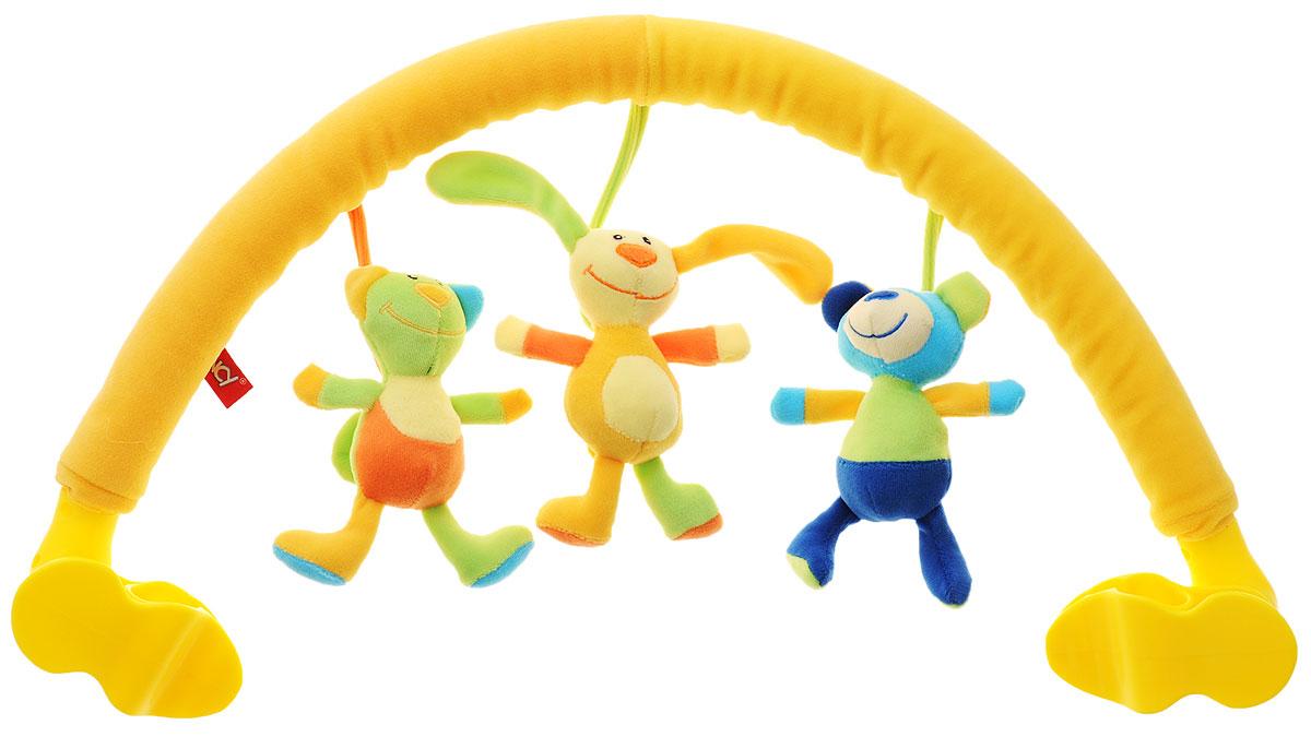 Расти малыш Развивающая дуга Веселые друзья
