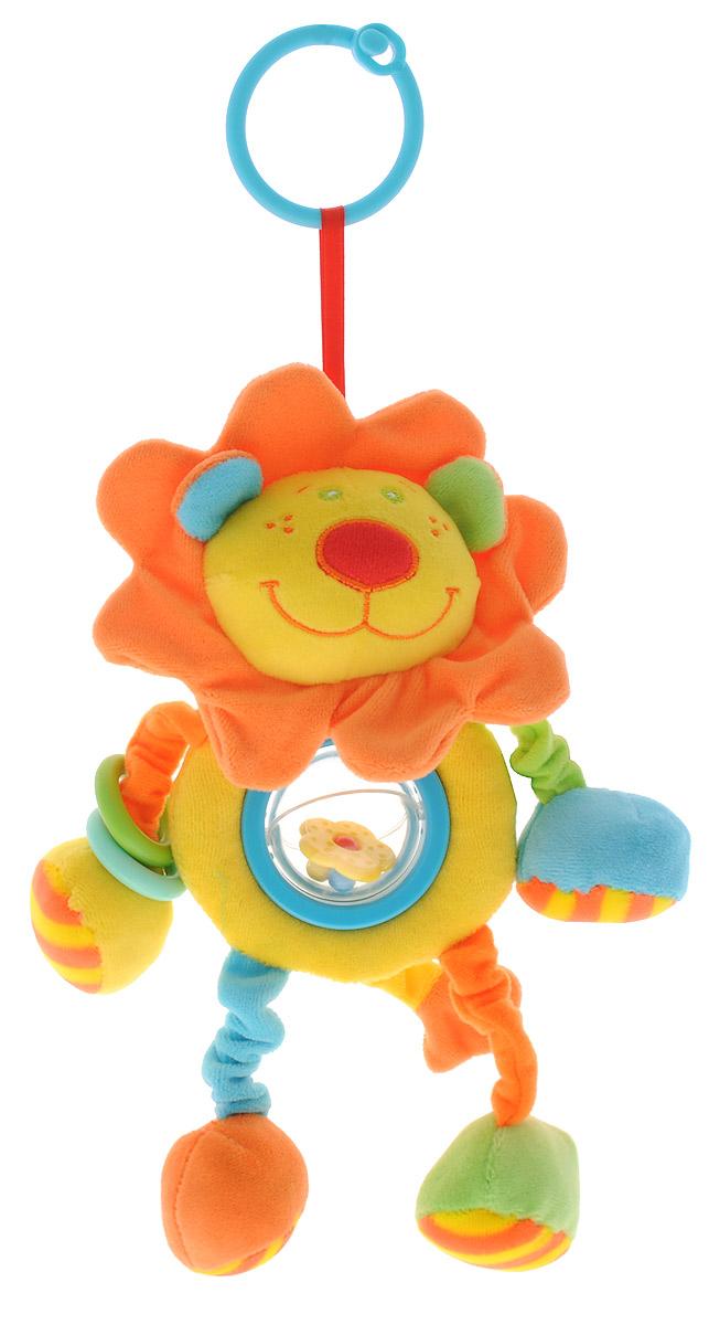 Mommy Love Мягкая игрушка-подвеска Лев Руру mommy love игрушка подвеска жираф додо