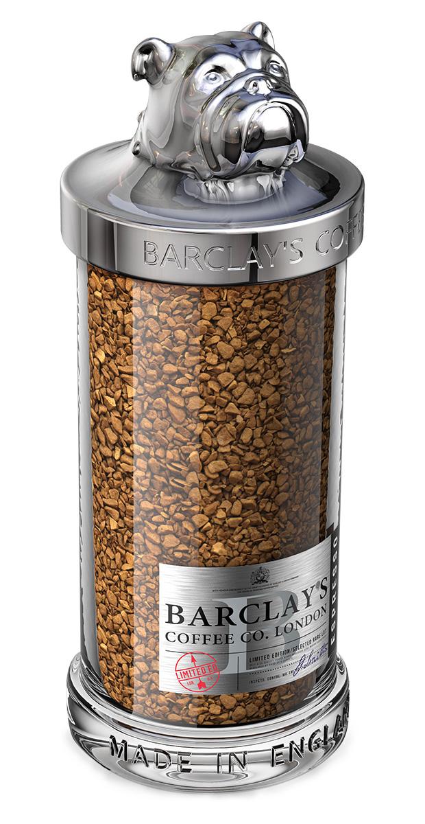 Barclays Espresso кофе растворимый, 100 г4670016470638Barclays Espresso объединяет в себе изысканный вкус и аромат отборного молотого кофе и простоту приготовления растворимого. Великолепная смесь арабики из Кении, Колумбии и Уганды - идеальный выбор ценителей кофе, привыкших к лучшему.