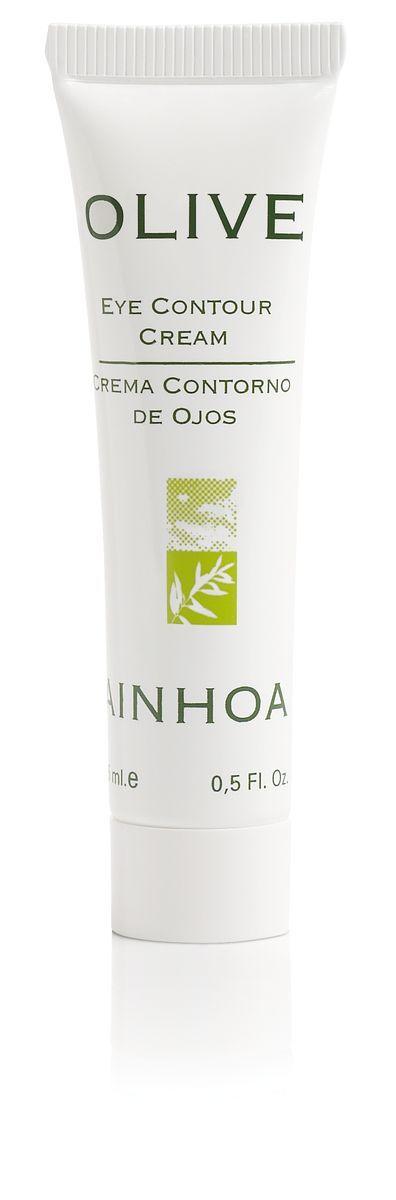 Ainhoa Olive Увлажняющий крем-гель для глаз, 15 млR2704Крем-гель для век с мягкой текстурой создан на основе оливкового масла. Он быстро впитывается, выравнивает поверхность кожи контура глаз, интенсивно увлажняет, улучшает цвет кожи и повышает регенерацию клеток. Активные компоненты: оливковое масло, пантенол, бисаболол. Способ применения: наносите утром и вечером легкими похлопывающими движениями на кожу вокруг глаз.