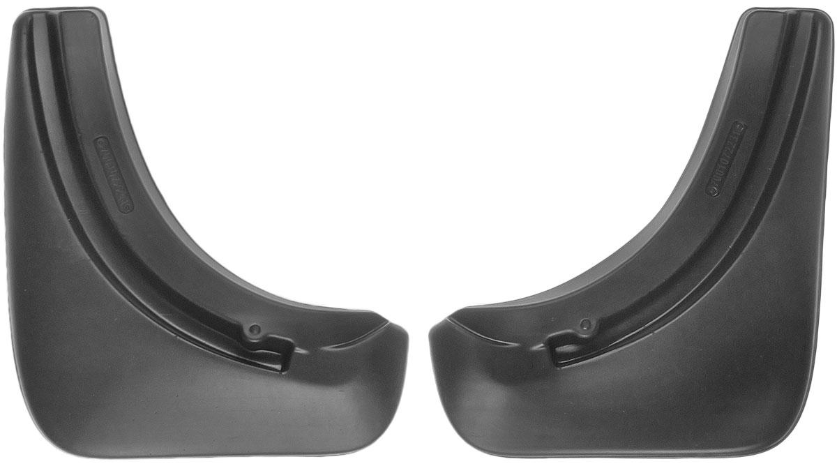 Комплект брызговиков задних L.Locker, для Volkswagen Touareg (02-10), 2 шт7001072261Брызговики L.Locker изготовлены из высококачественного полимера. Уникальный состав брызговиков допускает их эксплуатацию в широком диапазоне температур: от -50°С до +80°С. Эффективно защищают кузов автомобиля от грязи и воды - формируют аэродинамический поток воздуха, создаваемый при движении вокруг кузова таким образом, чтобы максимально уменьшить образование грязевой измороси, оседающей на автомобиле. Разработаны индивидуально для каждой модели автомобиля, с эстетической точки зрения брызговики являются завершением колесной арки.Крепления в комплекте.