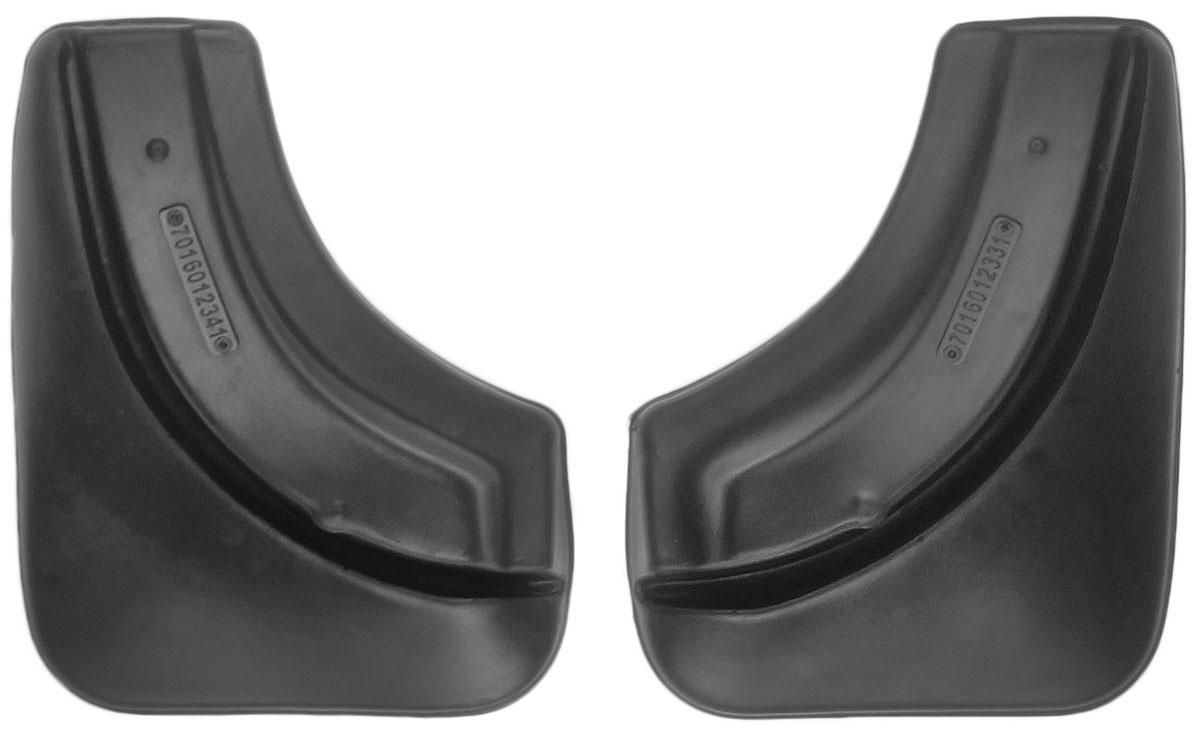 Комплект брызговиков задних L.Locker, для Skoda Fabia II, 2 шт7016012361Брызговики L.Locker изготовлены из высококачественного полимера. Уникальный состав брызговиков допускает их эксплуатацию в широком диапазоне температур: от -50°С до +80°С. Эффективно защищают кузов автомобиля от грязи и воды - формируют аэродинамический поток воздуха, создаваемый при движении вокруг кузова таким образом, чтобы максимально уменьшить образование грязевой измороси, оседающей на автомобиле. Разработаны индивидуально для каждой модели автомобиля, с эстетической точки зрения брызговики являются завершением колесной арки.Крепления в комплекте.