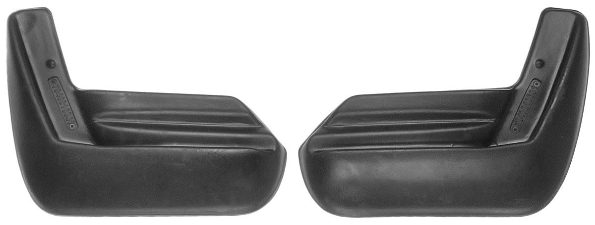 Комплект задних брызговиков L.Locker, для Subaru Forester IV (2012-), 2 шт7040010361Комплект L.Locker состоит из 2 задних брызговиков, изготовленных из высококачественного полиуретана. Уникальный состав брызговиков допускает их эксплуатацию в широком диапазоне температур: от -50°С до +50°С. Изделия эффективно защищают кузов автомобиля от грязи и воды, формируют аэродинамический поток воздуха, создаваемый при движении вокруг кузова таким образом, чтобы максимально уменьшить образование грязевой измороси, оседающей на автомобиле. Разработаны индивидуально для каждой модели автомобиля. С эстетической точки зрения брызговики являются завершением колесных арок.Установка брызговиков достаточно быстрая. В комплект входят необходимые крепежи и инструкция на русском языке. Комплект подходит для моделей с 2012 года выпуска.Комплектация: 2 шт.Размер брызговика: 27 см х 22 см х 3,5 см.