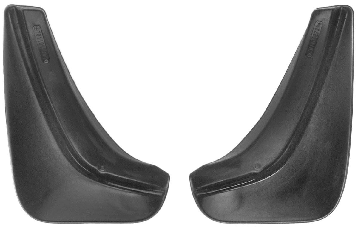 Комплект задних брызговиков L.Locker, для Opel Astra J GTC (11-), 2 шт7011012761Комплект L.Locker состоит из 2 задних брызговиков, изготовленных из высококачественного полиуретана. Уникальный состав брызговиков допускает их эксплуатацию в широком диапазоне температур: от -50°С до +50°С. Изделия эффективно защищают кузов автомобиля от грязи и воды, формируют аэродинамический поток воздуха, создаваемый при движении вокруг кузова таким образом, чтобы максимально уменьшить образование грязевой измороси, оседающей на автомобиле. Разработаны индивидуально для каждой модели автомобиля. С эстетической точки зрения брызговики являются завершением колесных арок.Установка брызговиков достаточно быстрая. В комплект входят необходимые крепежи и инструкция на русском языке. Комплект подходит для моделей с 2011 года выпуска.Комплектация: 2 шт.Размер брызговика: 23 см х 32,5 см х 4 см.