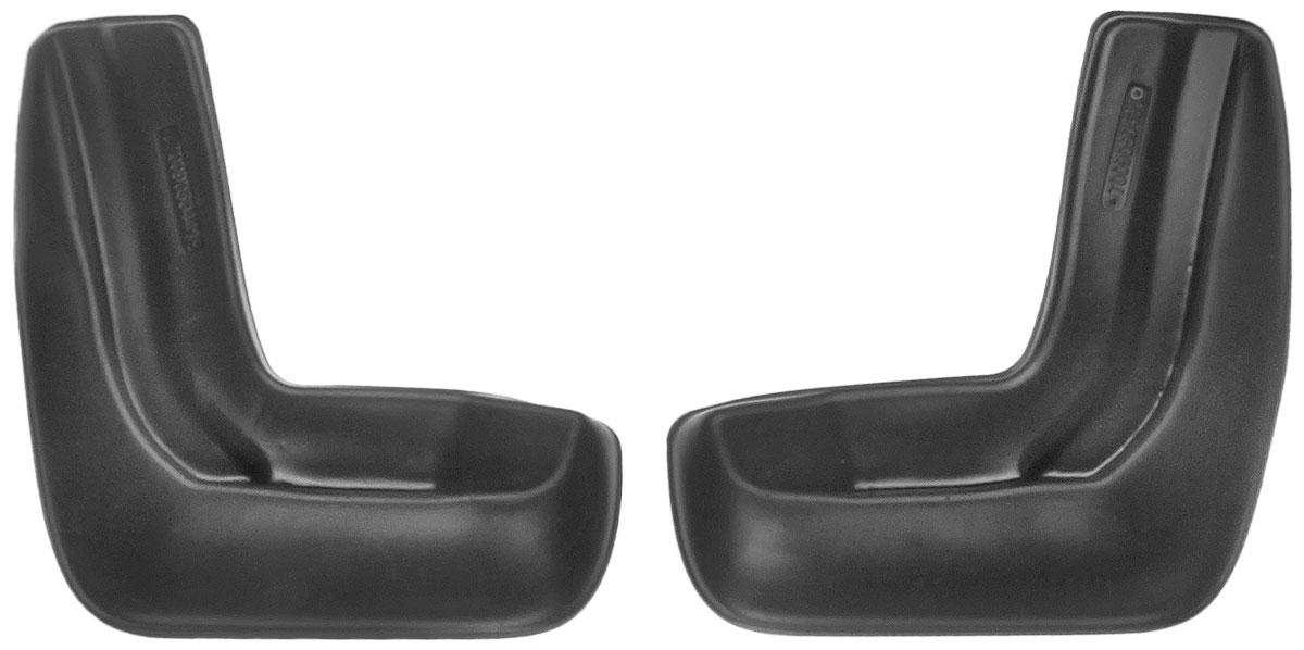 Комплект задних брызговиков L.Locker, для Toyota Camry VII (XV50) sd (14-), 2 шт7009050461Комплект L.Locker состоит из 2 задних брызговиков, изготовленных из высококачественного полиуретана. Уникальный состав брызговиков допускает их эксплуатацию в широком диапазоне температур: от -50°С до +50°С. Изделия эффективно защищают кузов автомобиля от грязи и воды, формируют аэродинамический поток воздуха, создаваемый при движении вокруг кузова таким образом, чтобы максимально уменьшить образование грязевой измороси, оседающей на автомобиле. Разработаны индивидуально для каждой модели автомобиля. С эстетической точки зрения брызговики являются завершением колесных арок.Установка брызговиков достаточно быстрая. В комплект входят необходимые крепежи и инструкция на русском языке. Комплект подходит для моделей с 2014 года выпуска.Комплектация: 2 шт.Размер брызговика: 27 см х 26 см х 2,5 см.