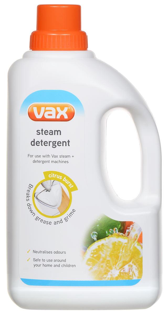 Vax Steam Detergent - эффективное чистящее средство для паровых швабр и пароочистителей. Устраняет вредные  бактерии и аллергены на срок до 7 дней, а также убирает неприятные запахи, оставляя приятный цитрусовый  аромат. Безопасен для использования в домах с маленькими детьми и животными.  Совместимые модели: Steam Fresh Combi S68-SF-C-R, Steam Fresh Touch S86-SF-T-R