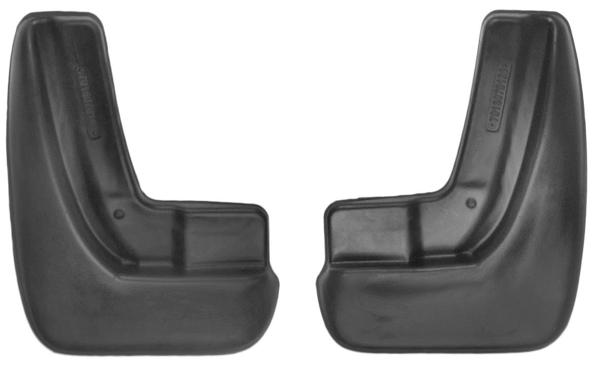 Комплект задних брызговиков L.Locker, для Skoda Rapid liftback (12-), 2 шт7016070161Комплект L.Locker состоит из 2 задних брызговиков, изготовленных из высококачественного полиуретана. Уникальный состав брызговиков допускает их эксплуатацию в широком диапазоне температур: от -50°С до +50°С. Изделия эффективно защищают кузов автомобиля от грязи и воды, формируют аэродинамический поток воздуха, создаваемый при движении вокруг кузова таким образом, чтобы максимально уменьшить образование грязевой измороси, оседающей на автомобиле. Разработаны индивидуально для каждой модели автомобиля. С эстетической точки зрения брызговики являются завершением колесных арок.Установка брызговиков достаточно быстрая. В комплект входят необходимые крепежи и инструкция на русском языке. Комплект подходит для моделей с 2012 года выпуска.Комплектация: 2 шт.Размер брызговика: 21 см х 26 см х 3 см.