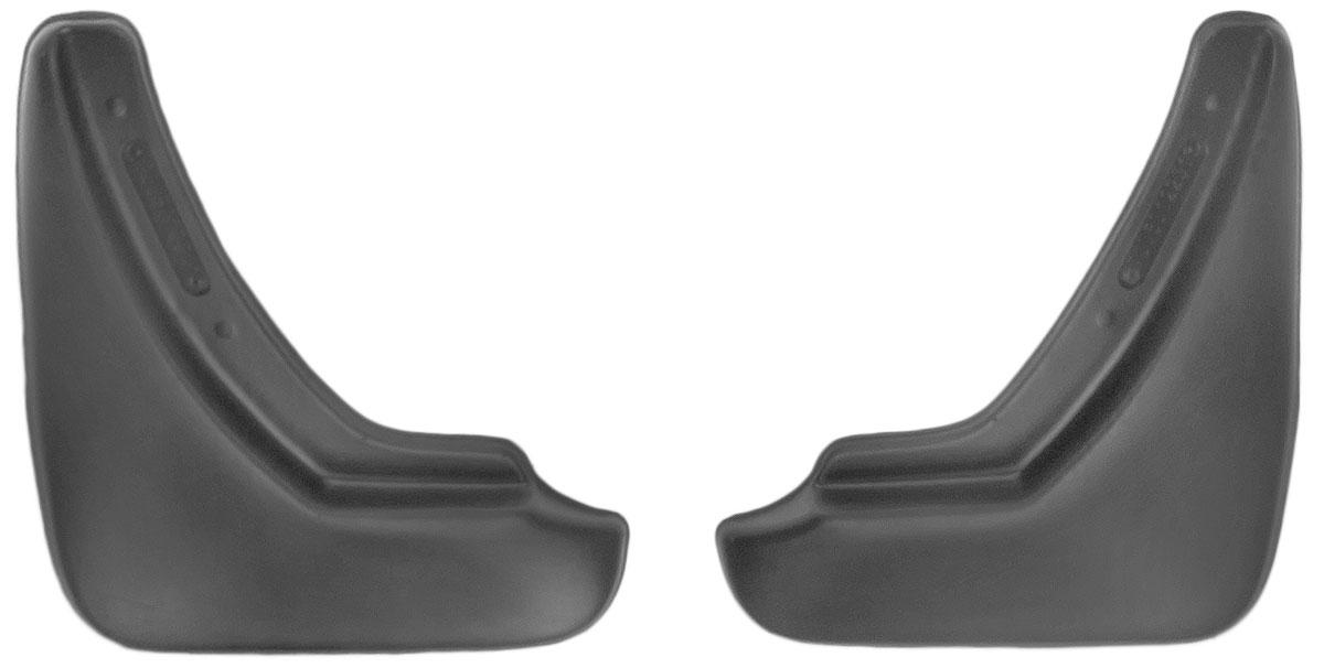 Комплект задних брызговиков L.Locker, для Nissan Almera Classic (06-), 2 шт автомобильный коврик seintex 83302 для nissan almera classic