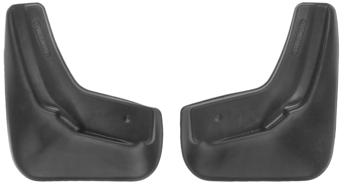 Комплект задних брызговиков L.Locker, для Nissan Sentra VII (B17) (12-), 2 шт7005150161Комплект L.Locker состоит из 2 задних брызговиков, изготовленных из высококачественного полиуретана. Уникальный состав брызговиков допускает их эксплуатацию в широком диапазоне температур: от -50°С до +50°С. Изделия эффективно защищают кузов автомобиля от грязи и воды, формируют аэродинамический поток воздуха, создаваемый при движении вокруг кузова таким образом, чтобы максимально уменьшить образование грязевой измороси, оседающей на автомобиле. Разработаны индивидуально для каждой модели автомобиля. С эстетической точки зрения брызговики являются завершением колесных арок.Установка брызговиков достаточно быстрая. В комплект входят необходимые крепежи и инструкция на русском языке. Комплект подходит для моделей с 2012 года выпуска.Комплектация: 2 шт.Размер брызговика: 23 см х 26 см х 3 см.