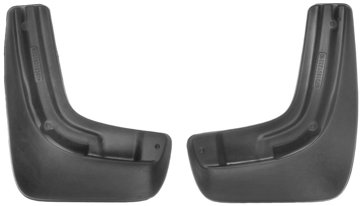 Комплект задних брызговиков L.Locker, для SsangYong Action (11-), 2 шт7018012361Комплект L.Locker состоит из 2 задних брызговиков, изготовленных из высококачественного полиуретана. Уникальный состав брызговиков допускает их эксплуатацию в широком диапазоне температур: от -50°С до +50°С. Изделия эффективно защищают кузов автомобиля от грязи и воды, формируют аэродинамический поток воздуха, создаваемый при движении вокруг кузова таким образом, чтобы максимально уменьшить образование грязевой измороси, оседающей на автомобиле. Разработаны индивидуально для каждой модели автомобиля. С эстетической точки зрения брызговики являются завершением колесных арок.Установка брызговиков достаточно быстрая. В комплект входят необходимые крепежи и инструкция на русском языке. Комплект подходит для моделей с 2011 года выпуска.Комплектация: 2 шт.Размер брызговика: 26 см х 31 см х 3 см.
