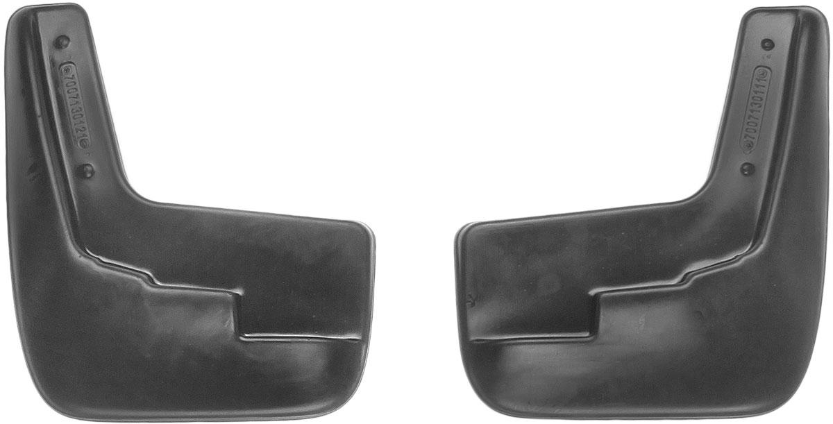 Комплект передних брызговиков L.Locker Chevrolet Cobalt Sedan 2012, 2 шт