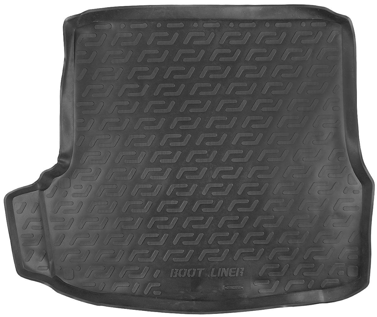 Коврик в багажник L.Locker, для Skoda Octavia (05-)0116020101Коврик L.Locker производится индивидуально для каждой модели автомобиля из современного и экологически чистого материала. Изделие точно повторяет геометрию пола автомобиля, имеет высокий борт, обладает повышенной износоустойчивостью, антискользящими свойствами, лишен резкого запаха и сохраняет свои потребительские свойства в широком диапазоне температур (от -50°С до +80°С).