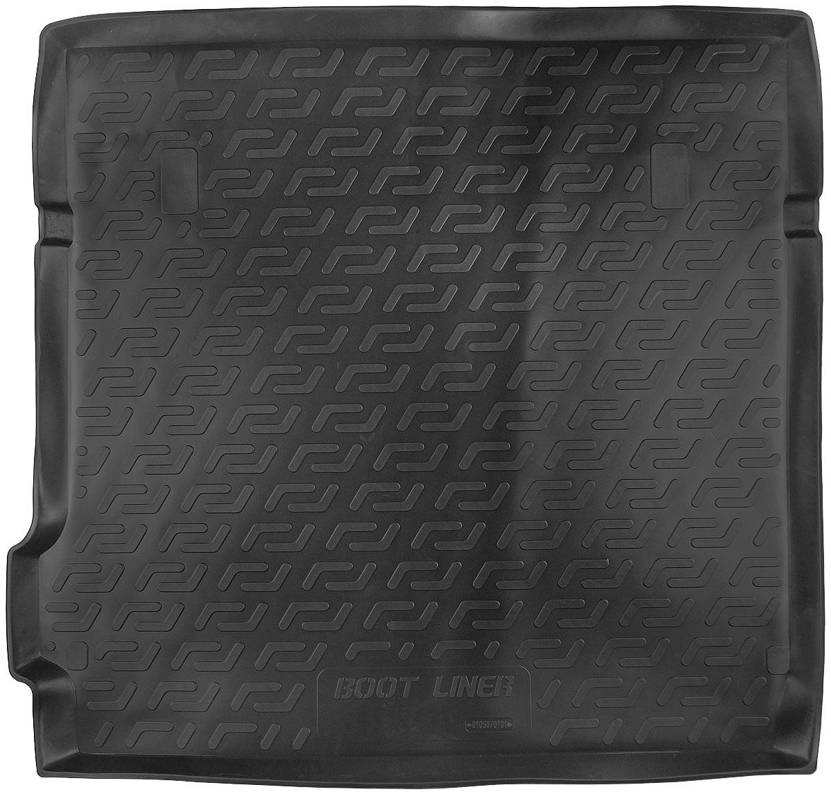 Коврик в багажник L.Locker, для Nissan Pathfinder (04-)0105070101Коврик L.Locker производится индивидуально для каждой модели автомобиля из современного и экологически чистого материала. Изделие точно повторяет геометрию пола автомобиля, имеет высокий борт, обладает повышенной износоустойчивостью, антискользящими свойствами, лишен резкого запаха и сохраняет свои потребительские свойства в широком диапазоне температур (от -50°С до +80°С).