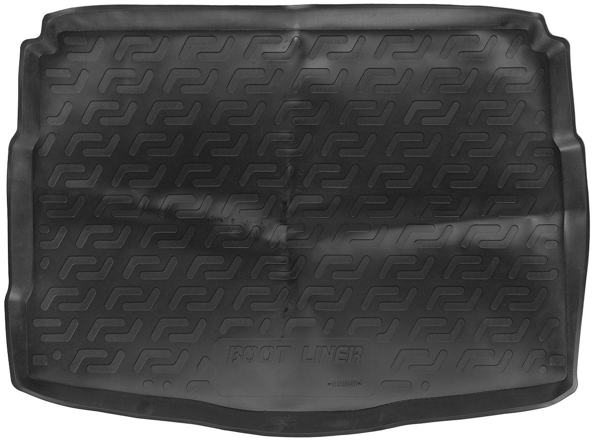Коврик в багажник L.Locker, для Kia Ceed III hb (12-) premium0103080401Коврик L.Locker производится индивидуально для каждой модели автомобиля из современного и экологически чистого материала. Изделие точно повторяет геометрию пола автомобиля, имеет высокий борт, обладает повышенной износоустойчивостью, антискользящими свойствами, лишен резкого запаха и сохраняет свои потребительские свойства в широком диапазоне температур (от -50°С до +80°С).