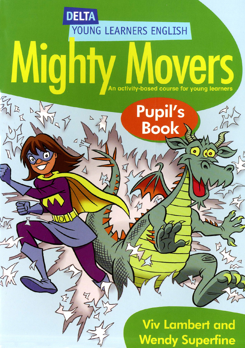 Mighty Movers: Pupil's Book: Level A1 fun for movers student s book with online activities with audio and home fun booklet 4