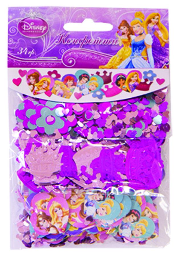 Веселая затея Конфетти Принцессы Disney 3 вида
