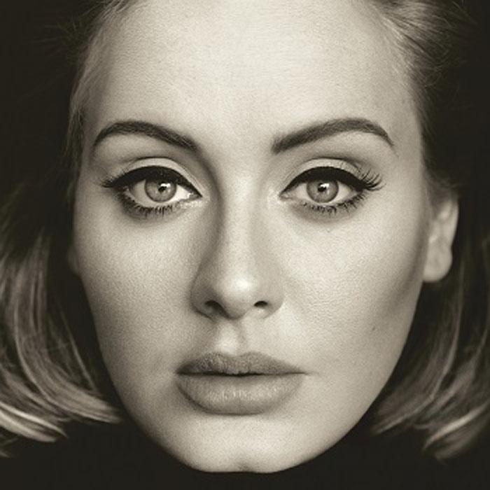 Adele. 25
