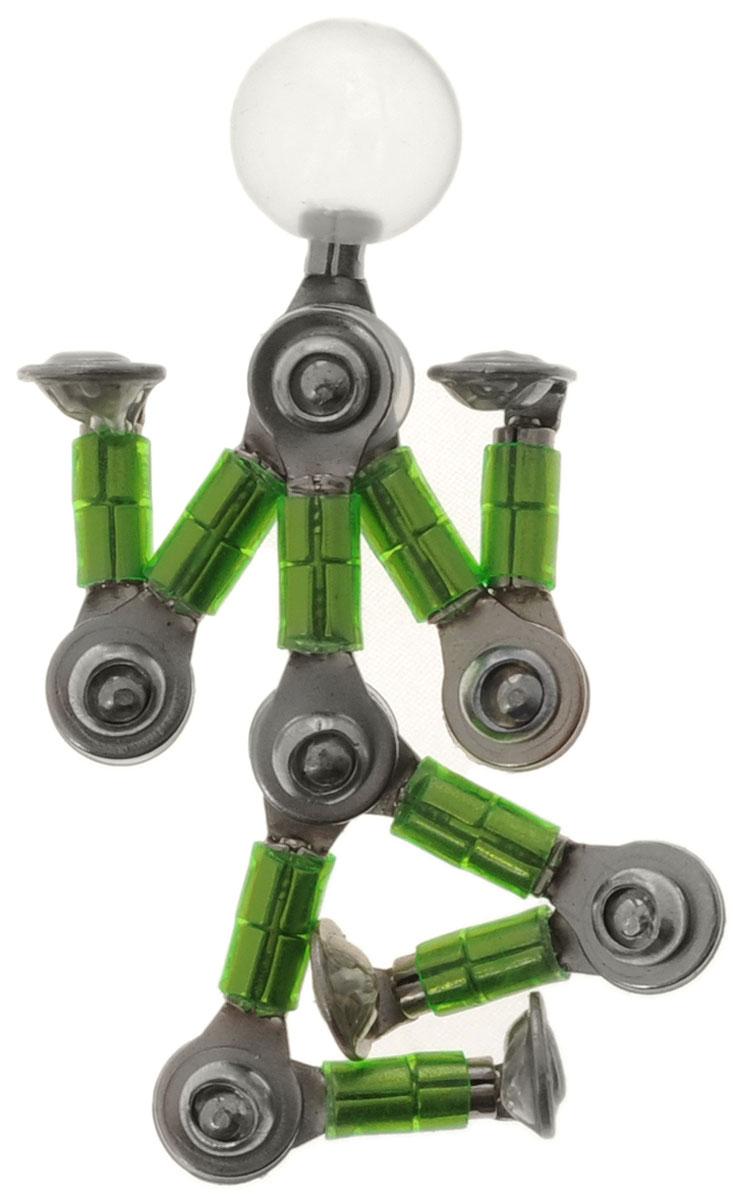 NeoCube Фигурка магнитная Акробот цвет салатовый магниты neocube альфа 216 5mm black