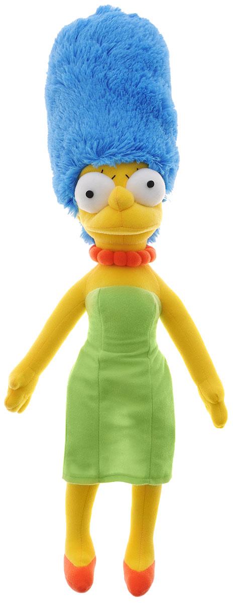 Simpsons Мягкая игрушка Мардж Симпсон цвет желтый салатовый голубой 58 см