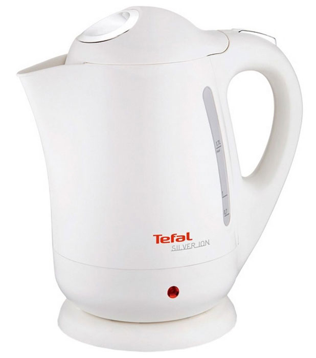 Tefal BF 9251 Silver Ion электрочайник чайник tefal bf 9251 32 2400вт 1 7л пластик белый