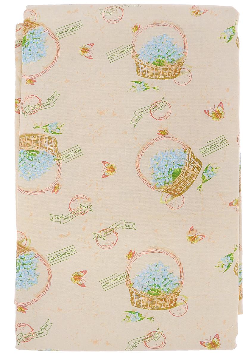 Скатерть Bon Appetit Ландыши, 140x 180 см57913Скатерть Bon Appetit Ландыши изготовлена из высококачественного хлопка иукрашена оригинальным и ярким рисунком. Качество материала гарантируетбезопасность нетолько взрослых, но и самых маленьких членов семьи.Скатерть поможет создать атмосферу уюта и домашнего тепла в интерьеревашей кухни, а такжестанет настоящим украшением праздничного или повседневного стола.