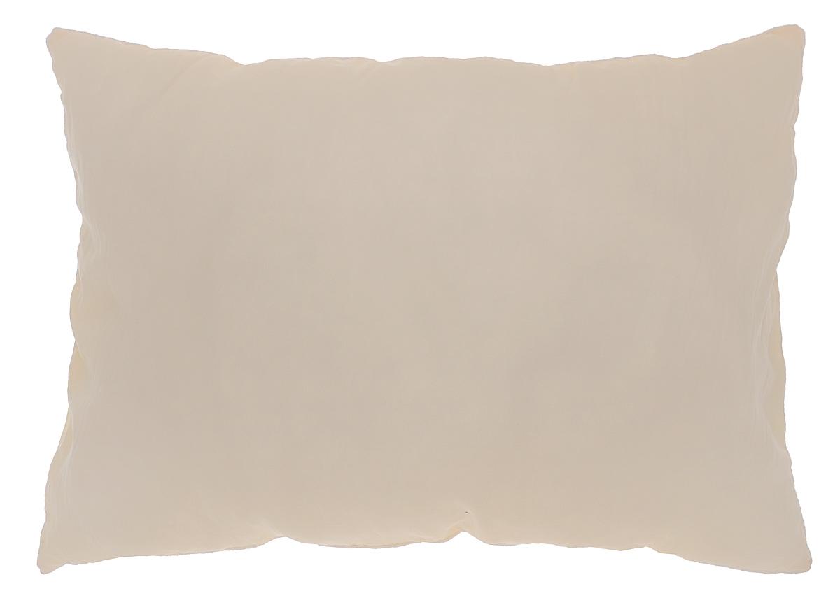 """Подушка Подушкино """"Комфорт"""" создаст комфорт и уют во время сна. Чехол выполнен из биософта. Внутри - экофайбер. Подушка с экологически чистым заменителем пуха - экофайбером - не вызывает аллергии, надолго сохраняет упругость и первоначальную форму.     Размер подушки: 50 см х 72 см. Состав чехла: биософт (100% полиэстер).   Наполнитель: экофайбер (100% полиэстер). УВАЖАЕМЫЕ КЛИЕНТЫ!  Товар поставляется в цветовом ассортименте. Отгрузка производится из имеющихся в наличии цветов."""