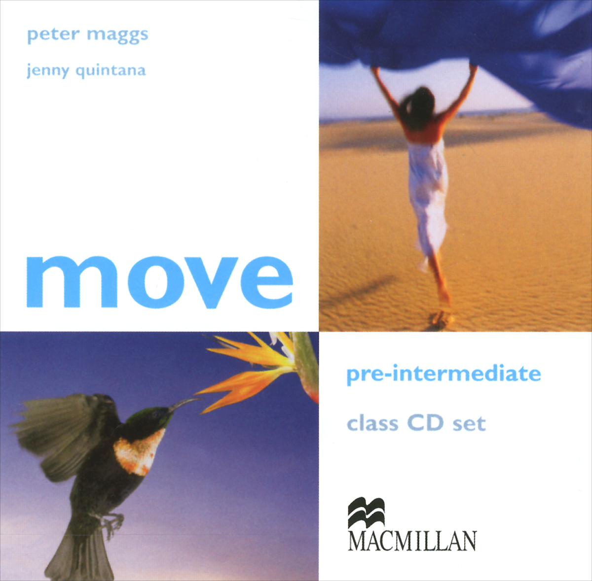 Move: Pre-Intermidiate: Class CDs (аудиокурс на 2 CD) welcome starter a class cd для занятий в классе cd
