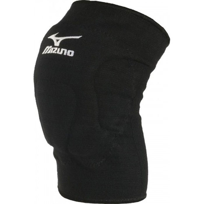 Наколенники волейбольные Mizuno  VS1 kneepad , цвет: черный, 2 шт. Размер L - Волейбол