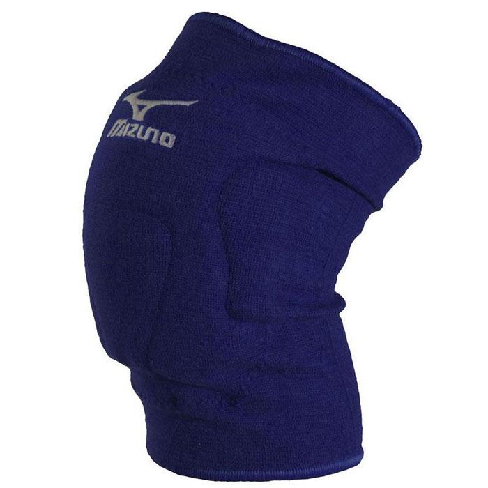Наколенники волейбольные Mizuno  VS1 kneepad , цвет: синий, 2 шт. Размер L - Волейбол