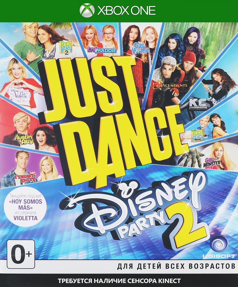 Just Dance Disney Party 2 (Xbox One) just dance для xbox 360