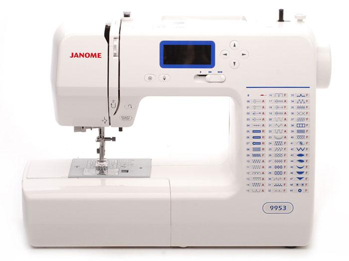 Janome 9953 швейная машина - Швейные машины и аксессуары