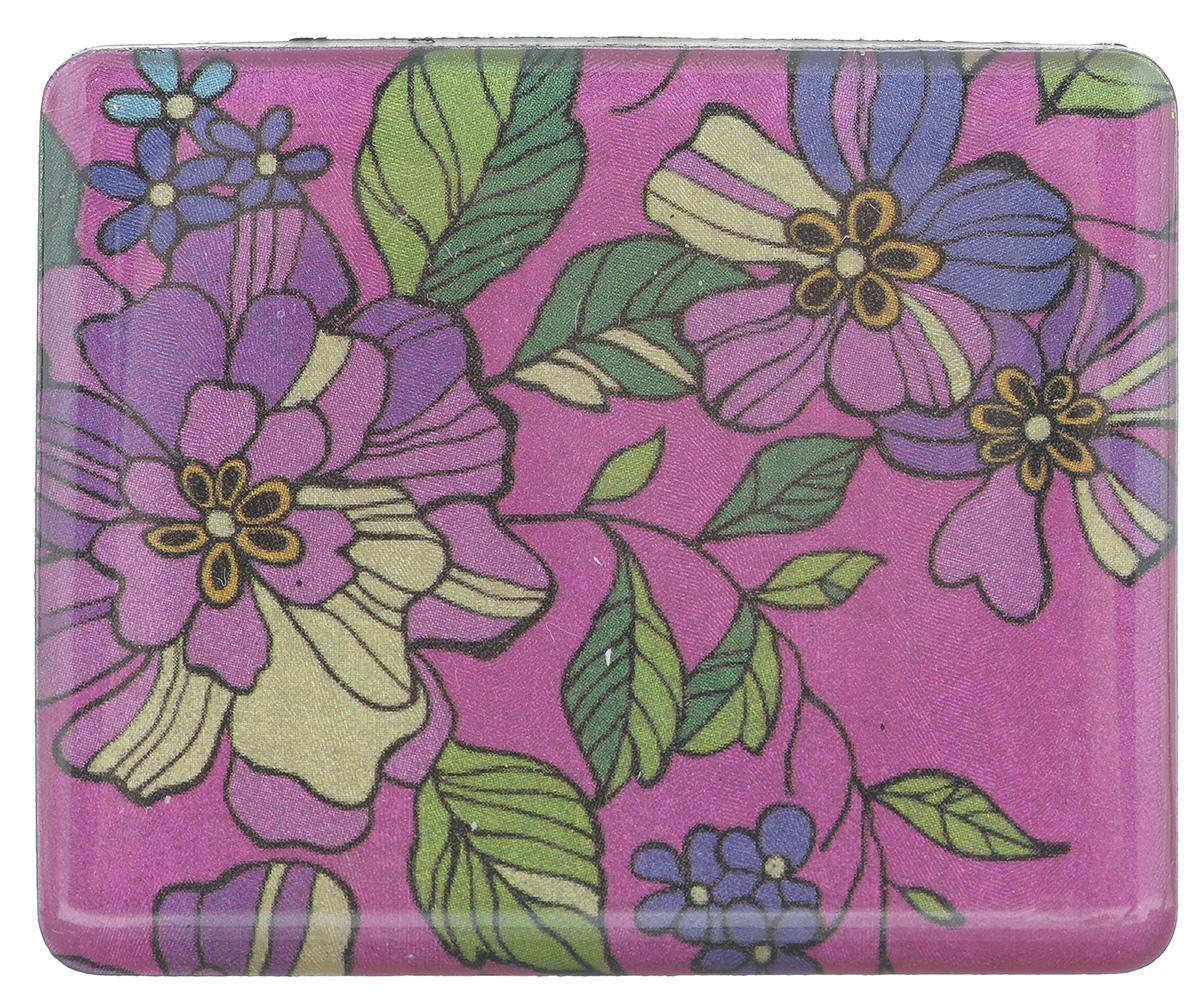 Магнит Феникс-презент Цветы, 4,5 x 5,5 см20763Магнит прямоугольной формы Феникс-презент Цветы, выполненный из агломерированного феррита, станет приятным штрихом в повседневной жизни. Оригинальный магнит, декорированный ярким изображением цветов, поможет вам украсить не только холодильник, но и любую другую магнитную поверхность. Материал: агломерированный феррит.