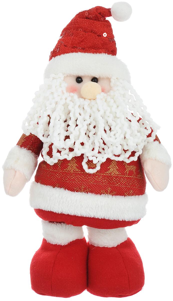 Фигура декоративная Lunten Ranta Дед Мороз, на телескопических ногах