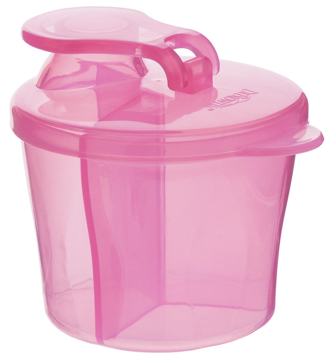 Dr.Brown's Дозатор сухой смеси цвет розовый смеси и сыпучие материалы