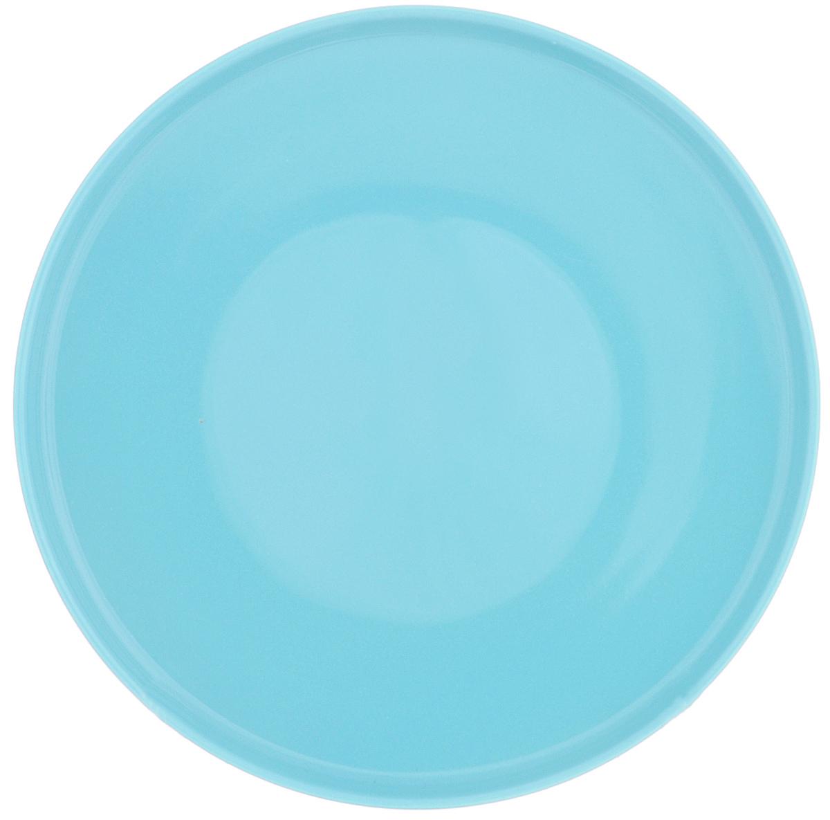 Тарелка Sagaform, цвет: голубой, диаметр 19 см5016579Тарелка Sagaform  изготовлена из высококачественной керамики. Она прекрасно впишется в интерьер вашей кухни и станет достойным дополнением к кухонному инвентарю. Яркая однотонная расцветка и современный дизайнхорошо впишутся в интерьер любой кухни. Такая тарелка не только украсит ваш кухонный стол и подчеркнет прекрасный вкус хозяйки, но и станет отличным подарком.Можно мыть в посудомоечной машине.Диаметр ( по верхнему краю): 19 см.Высота: 2 см.
