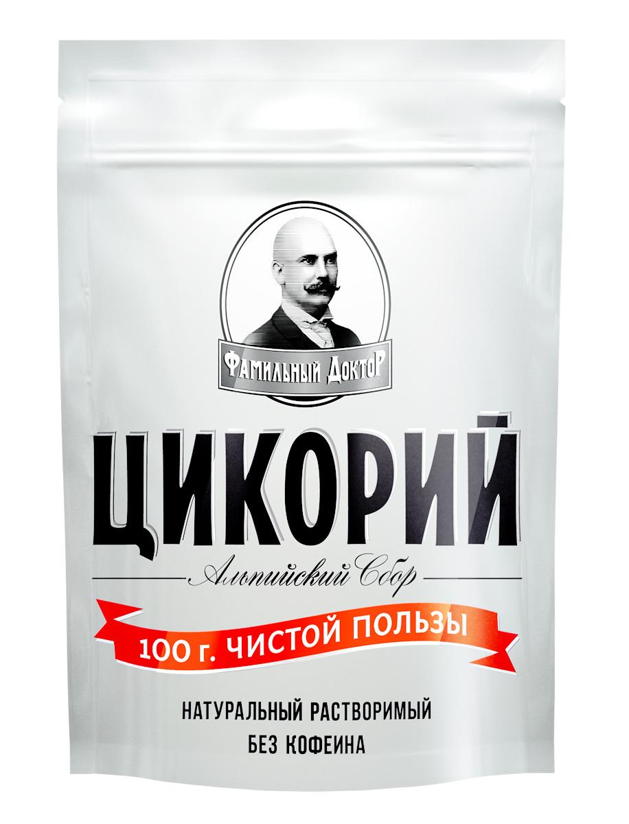 Фамильный Доктор Альпийский сбор Цикорий, 100 г