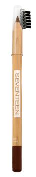 SEVENTEEN Карандаш для бровей с щеточкой т.08 LONGSTAY EYE BROW SHAPER миндаль, 1,14 гр5114508Seventeen Longstay Eye Brow Shaper - это специальный карандаш для создания идеального контура бровей. Уникальная текстура и состав содержащий пудру, делает продукт более стойким. Обладает водонепроницаемыми свойствами и отличной цветопередачей. При нанесении не царапает нежную кожу.Карандаш имеет удобную щеточку-расчестку на колпачке.Товар сертифицирован.Как создать идеальные брови: пошаговая инструкция. Статья OZON Гид