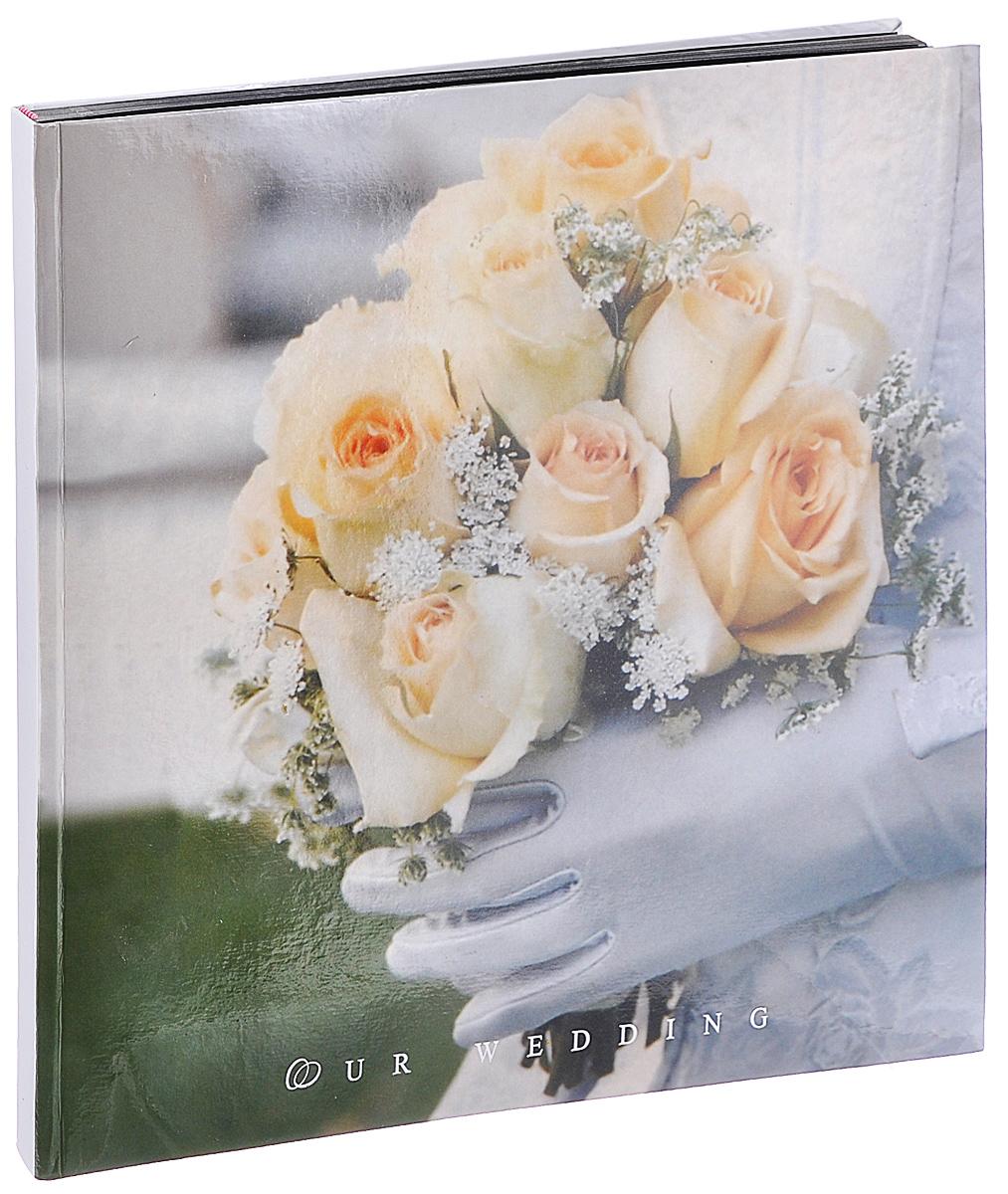 Фотоальбом Pioneer Wedding Love, 10 магнитных листов, 29 см х 32 см фотоальбом platinum классика 240 фотографий 10 x 15 см