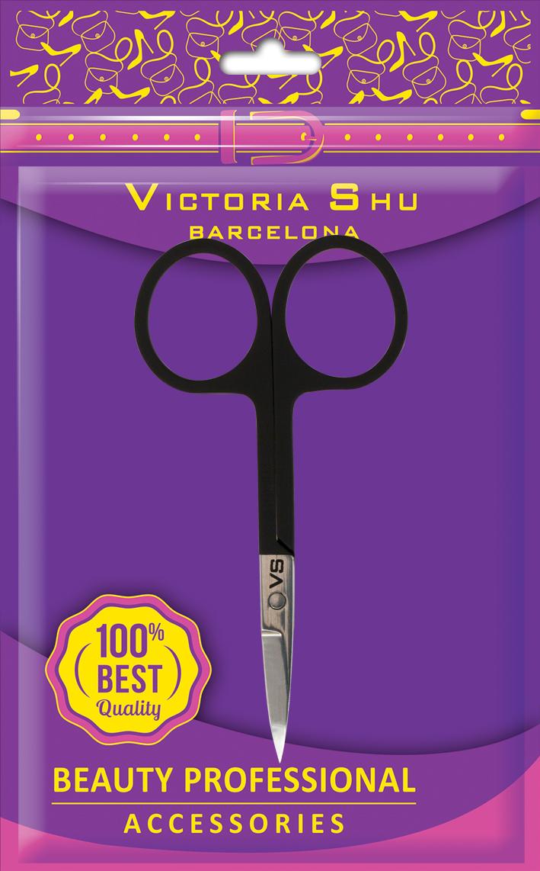 Victoria Shu Ножницы маникюрные из нержавеющей стали M408, 20 г