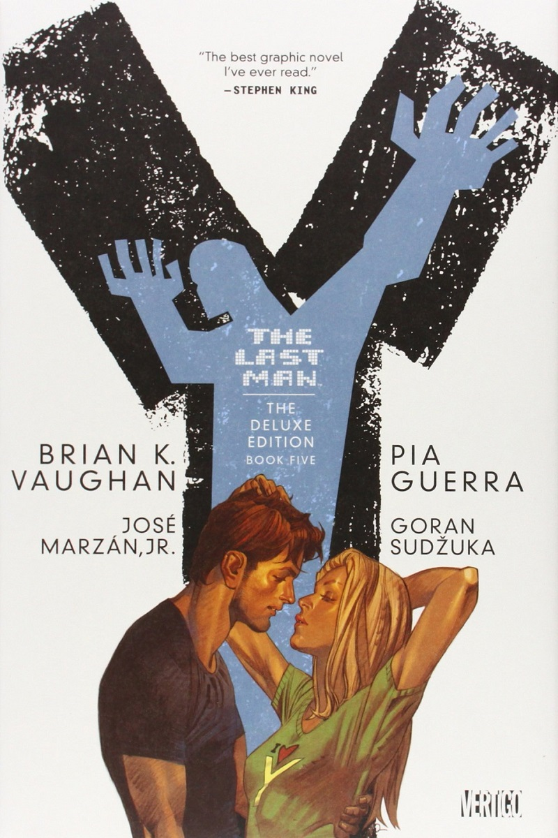Y: The Last Man: Book 5