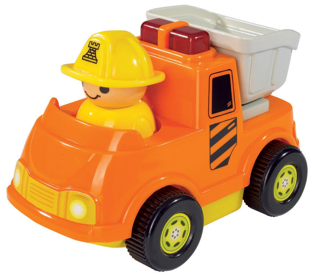 Simba Мини-машинка цвет оранжевый