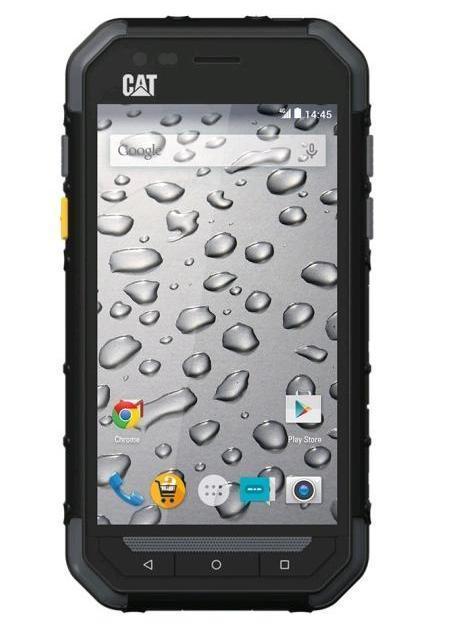 Caterpillar Cat S30, BlackCAT S30Смартфон создан для представителей профессий, сопряженных со сложными условиями, а также для любителей активного и экстремального отдыха. Гаджет будет идеальным помощником в горах, на воде, в заснеженной местности, а также на стройке, в шахте или на военном поле боя.Использовать S30 можно даже в грубых рабочих перчатках или рукавицах. Основные технические характеристики не впечатляют, но для этого существуют другие смартфоны. 4,5-дюймовый дисплей защищен стеклом Corning Gorilla Glass 3. Гаджет защищен от воды, пыли, ударов и падений. Имеются технологии для отслеживания движения мокрых пальцев и пальцев в рукавицах/перчатках.