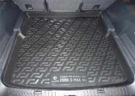 Коврик в багажник L.Locker, для Ford S-Max minivan (06-)0102080101Коврик L.Locker производится индивидуально для каждой модели автомобиля из современного и экологически чистого материала. Изделие точно повторяют геометрию пола автомобиля, имеет высокий борт, обладает повышенной износоустойчивостью, антискользящими свойствами, лишен резкого запаха и сохраняет свои потребительские свойства в широком диапазоне температур (от -50°С до +80°С).