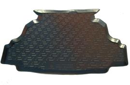 Коврик в багажник L.Locker, для Geely Emgrand EC7 sd (11-)0125040101Коврик L.Locker производится индивидуально для каждой модели автомобиля из современного и экологически чистого материала. Изделие точно повторяют геометрию пола автомобиля, имеет высокий борт, обладает повышенной износоустойчивостью, антискользящими свойствами, лишен резкого запаха и сохраняет свои потребительские свойства в широком диапазоне температур (от -50°С до +80°С).