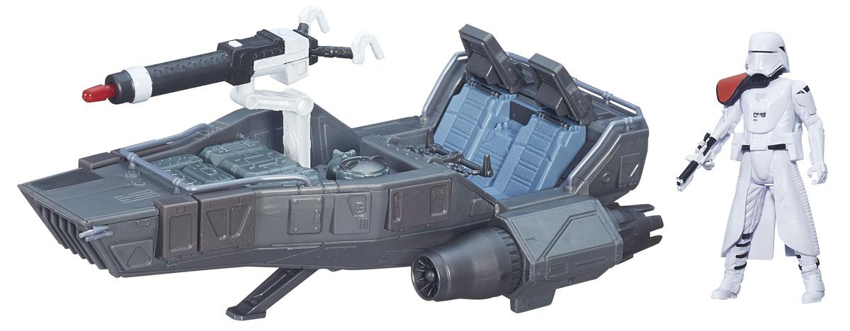 Star Wars The Force Awakens Космический корабль Класс 2 star wars игровой набор resistance x wing & resistance pilot