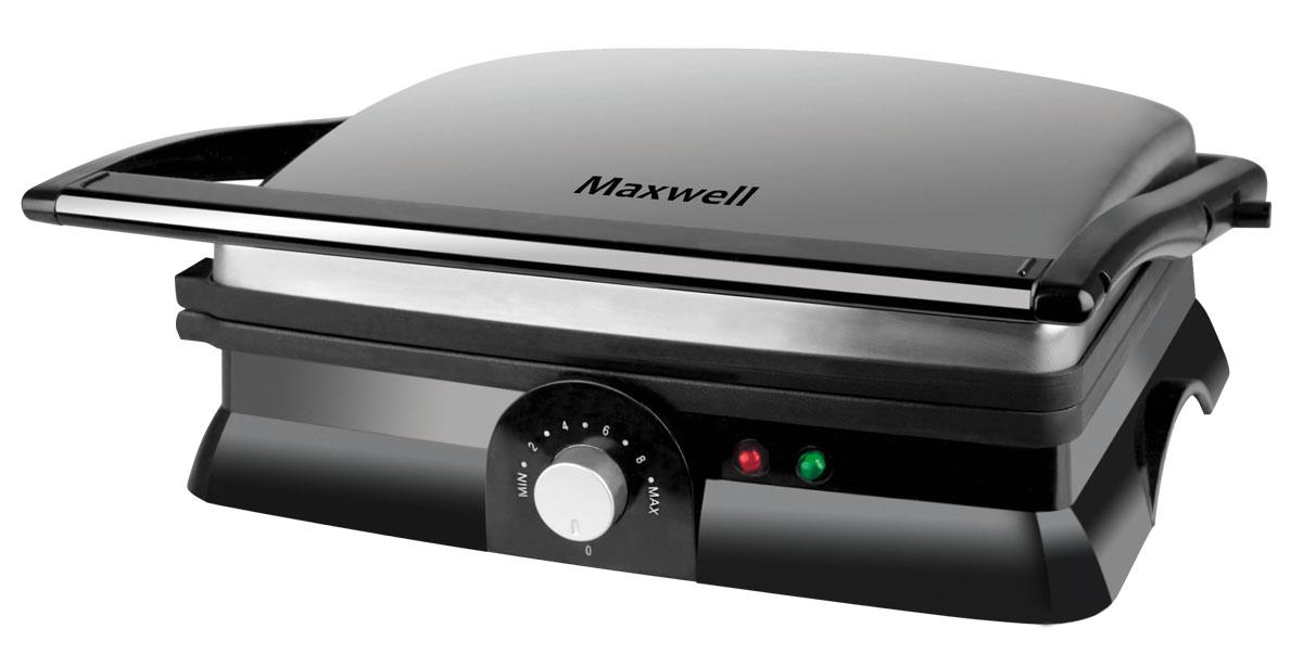 Maxwell MW-1960 ST гриль-пресс