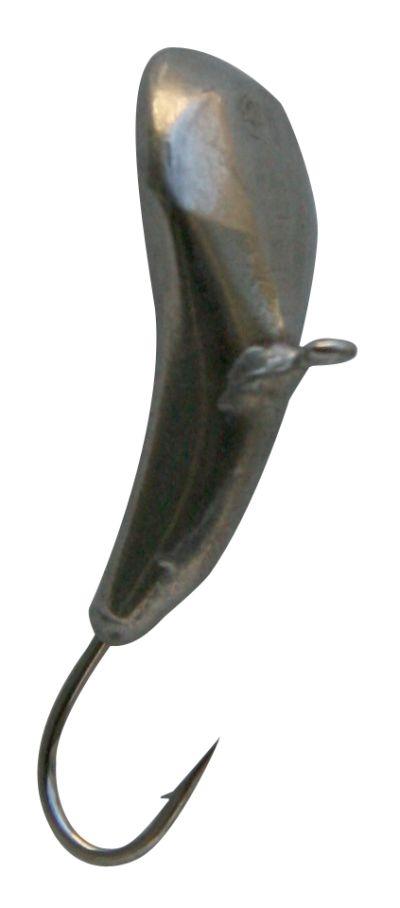 Мормышка вольф.Dixxon-Rus комар d3, никель (10шт)