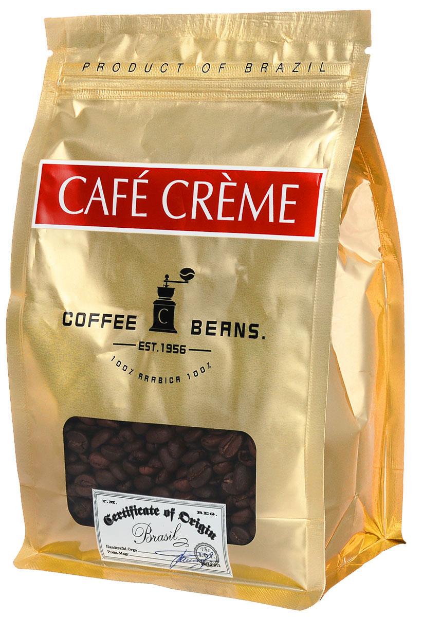 Cafe Creme Brazil кофе в зернах, 250 г4607141338984Cafe Creme Brazil обладает оттенками вкуса, идеальными для приготовления классического бразильского эспрессо. Напиток отличает мягкий и насыщенный вкус с легкой горчинкой.
