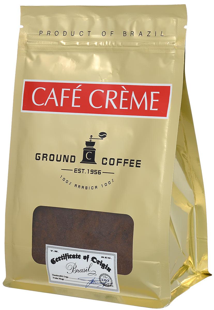 Cafe Creme Brazil кофе молотый, 250 г maximus brazil кофе растворимый 70 г