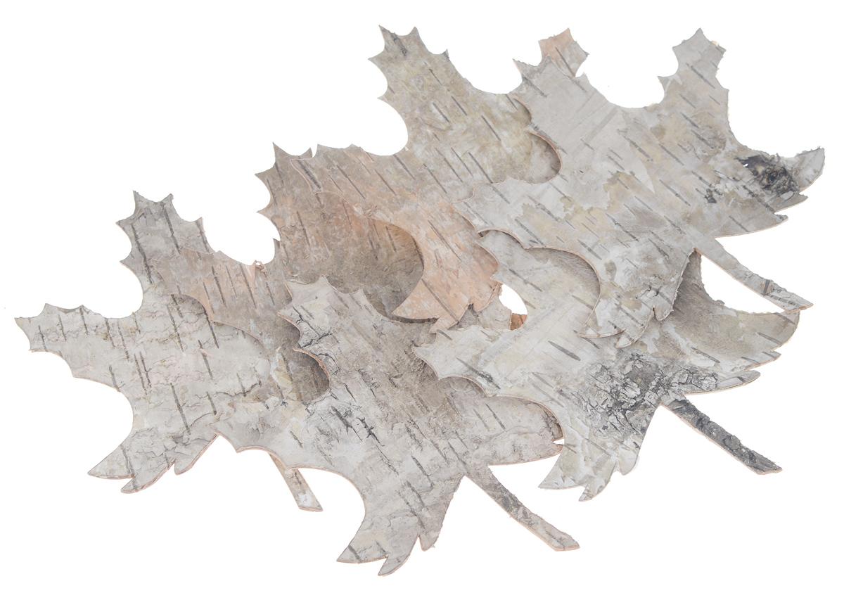 Декоративный элемент Dongjiang Art, цвет: натуральное дерево, 6 шт. 77090137709013_ нат/деревоДекоративные элементы Dongjiang Art, изготовленные из натуральной коры дерева в виде кленовых листьев, предназначены для украшения цветочных композиций. Такие элементы могут пригодиться во флористике и многом другом.Флористика - вид декоративно-прикладного искусства, который использует живые, засушенные или консервированные природные материалы для создания флористических работ. Это целый мир, в котором есть место и строгому математическому расчету, и вдохновению.Средний размер элементов: 8,5 см х 10 см.